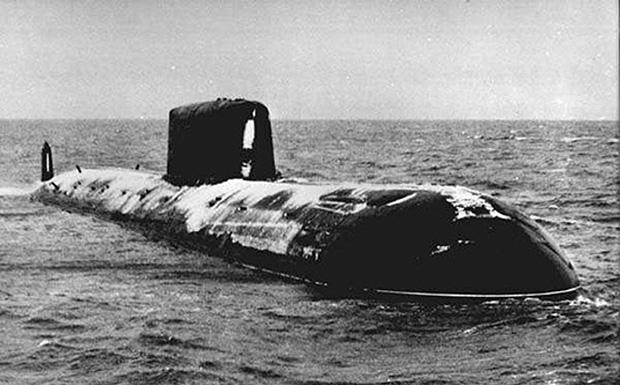 Παραμένει ραδιενεργή βόμβα το ναυάγιο του ρωσικού υποβρυχίου Komsomolets στη νορβηγική θάλασσα