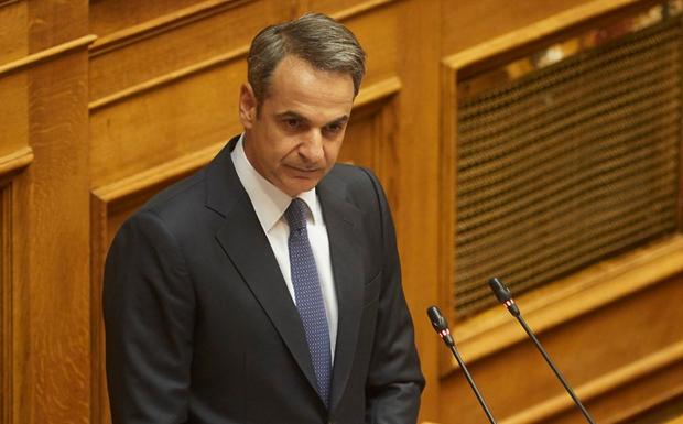 Live-Βουλή: Η ομιλία Μητσοτάκη για το νομοσχέδιο με τα μέτρα ενίσχυσης