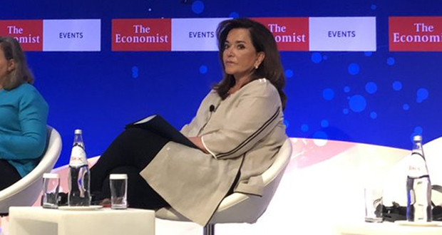 Economist Μπακογιάννη: Περιμένουμε όμως από τους συμμάχους μας σεβασμό στις διεθνείς συνθήκες