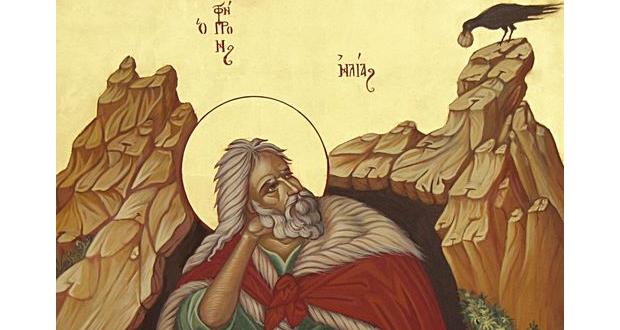 Ζωντανά: Αγιος Προφήτης Ηλίας ο Θεσβίτης – Όρθρος & Θεία Λειτουργία ( Live streaming)