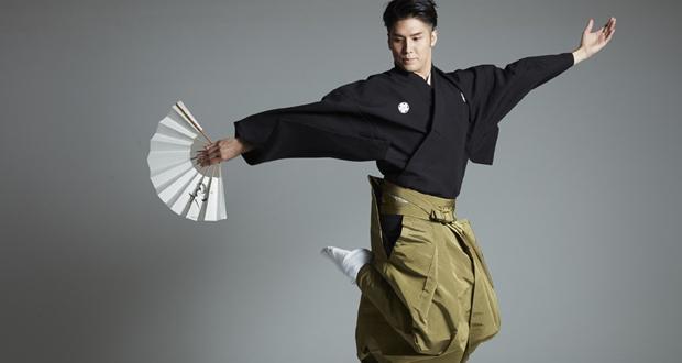 """""""Κλασικός Ιαπωνικός Χορός x Οιδίπους Τύραννος"""" από τον Ichinosuke Umekawa"""