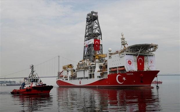 ΥΠΕΞ: Παράνομη η γεώτρηση – Να ληφθούν μέτρα κατά της Τουρκίας