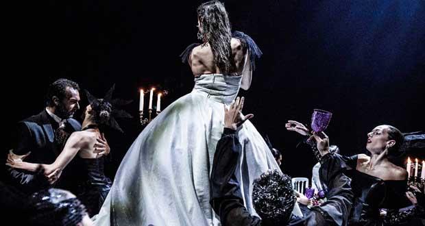 Η Εθνική Λυρική Σκηνή παρουσιάζει την Τραβιάτα για πρώτη φορά στο Ηρώδειο