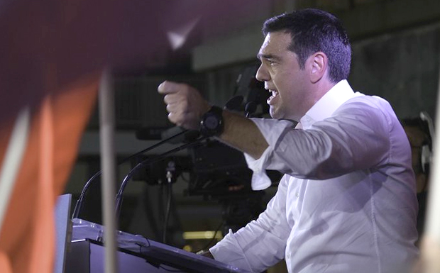 Τσίπρας: Θα δώσουμε ξανά το κλειδί του ταμείου σε εκείνους που το χρεοκόπησαν;