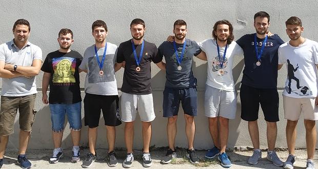 Πέντε μετάλλια και δύο εύφημες μνείες για το ΑΠΘ στον 26ο Διεθνή Διαγωνισμό «International Mathematics Competition», στη Βουλγαρία