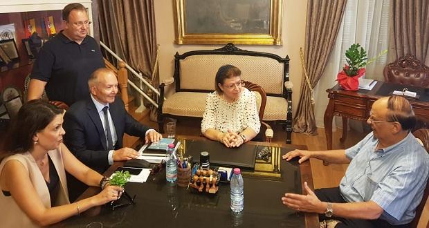 Επίσκεψη της Υπουργού Πολιτισμού κ. Λίνας Μενδώνη στην Κέρκυρα