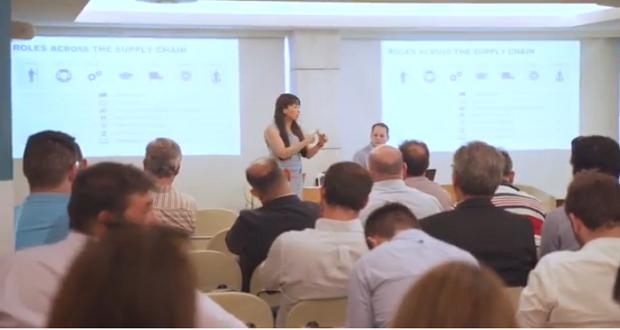 «ΟΠΑΠ Forward»: Εκπαιδευτικό σεμινάριο για την διασφάλιση ποιότητας προϊόντων – Πώς τεχνολογία blockchain και ιχνηλασιμότητα φέρνουν στο πιάτο μας ασφαλή τρόφιμα