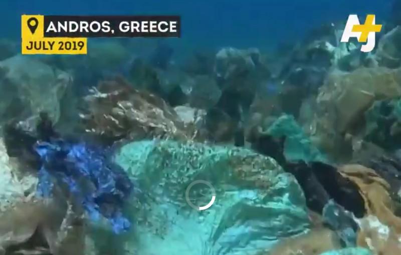 Σκουπίδια – Η άσχημη πλευρά στις ελληνικές θάλασσες