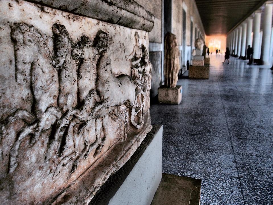 ΕΛΣΤΑΤ: Κίνηση Μουσείων και Αρχαιολογικών Χώρων