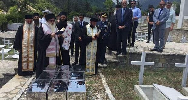 Περίμεναν 78 χρόνια 85 ψυχές ηρώων του Αλβανικού Μετώπου…