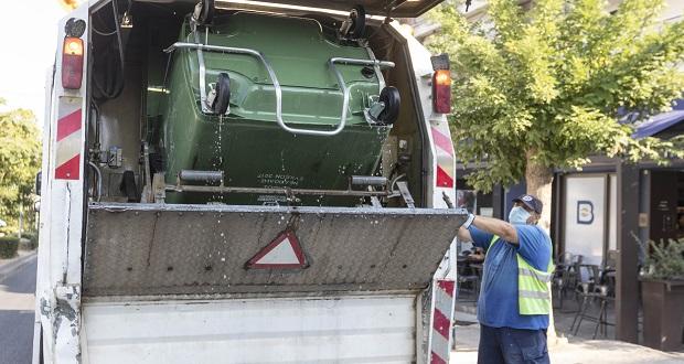 Δήμος Νεάπολης-Συκεών: 3.150 κάδοι απορριμμάτων στο… πλυντήριο