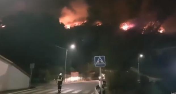 «Περιβαλλοντική τραγωδία», 60.000 στρέμματα στάχτη στο Γκραν Κανάρια (βίντεο)