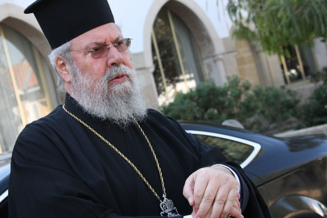 """Αρχιεπίσκοπος Κύπρου για «Ρωσική Εκκλησία»: """"Είναι απατεώνες"""""""