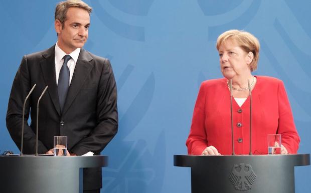Γερμανική κυβέρνηση: Μη αποδεκτή η συμφωνία Τουρκίας – Λιβύης. Δεν συζητάμε για θαλάσσια σύνορα στη Διάσκεψη