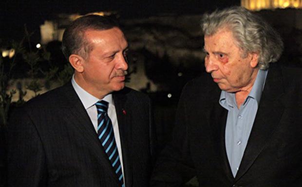 Μίκης: Συνέταιρο να κάνουμε την Τουρκία!