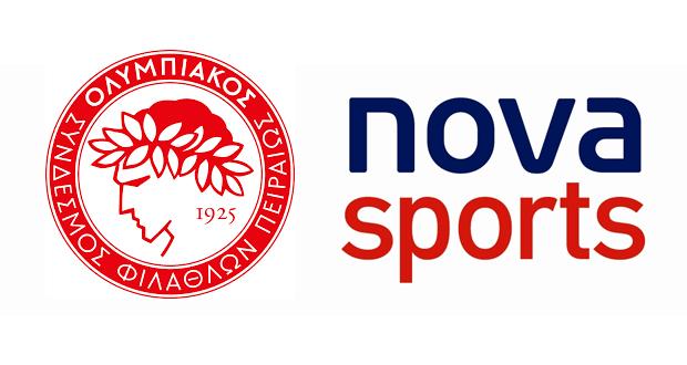 Ο αγώνας Μπασακσεχίρ – Ολυμπιακός στη Nova