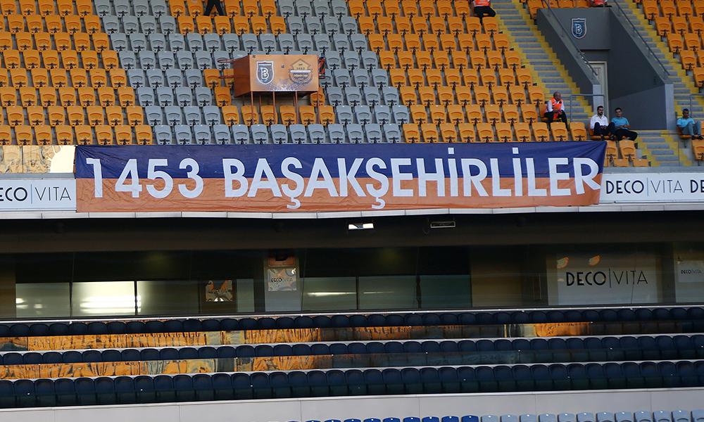 Μπασακσεχίρ – Ολυμπιακός: Προκλητικοί οι Τούρκοι (εικόνα)