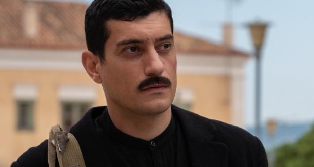 """Ο Αργύρης Πανταζάρας μιλά για τον ρόλο του στο """"Κόκκινο Ποτάμι"""""""