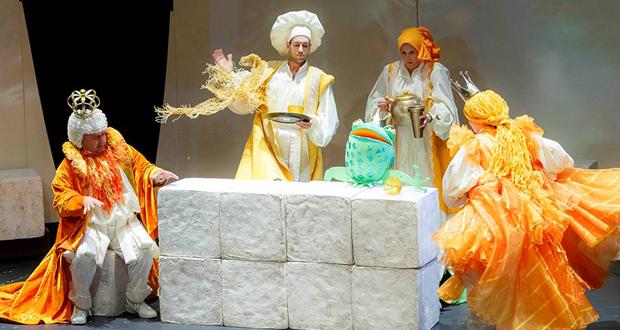 Αρχαίο Θέατρο Φιλίππων: «Το βαλς με τα παραμύθια» της Κάρμεν Ρουγγέρη
