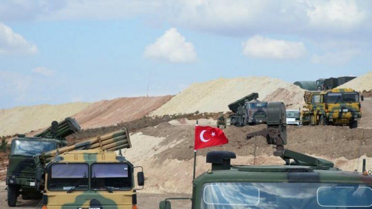 Η αεροπορία του Άσαντ κτύπησε τουρκική αποστολή που μετέφερε όπλα σε τρομοκράτες στη Συρία
