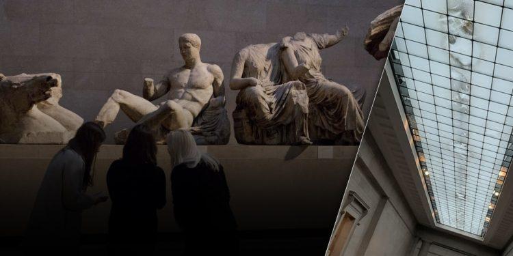 Μενδώνη: Προσβλητική η εικόνα του Βρετανικού Μουσείου – Να επιστρέψουν τα Γλυπτά
