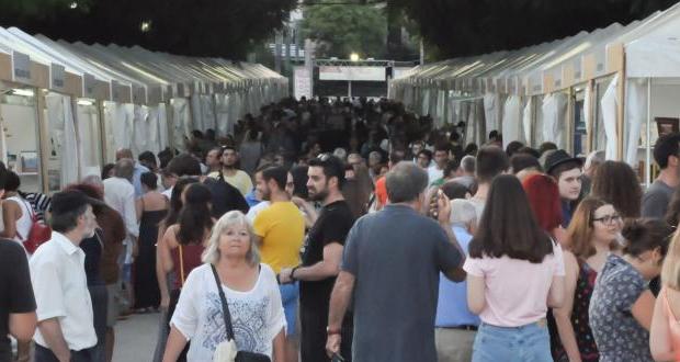 Επίσημα εγκαίνια, απόψε, για το 48ο Φεστιβάλ Βιβλίου, από τον ΠτΔ Π. Παυλόπουλο – Χαιρετισμός της Λ. Μενδώνη (video)