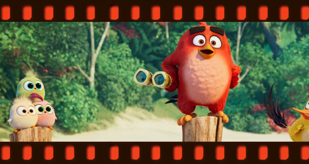 ANGRY BIRDS: Η ΤΑΙΝΙΑ 2 (THE ANGRY BIRDS MOVIE 2)