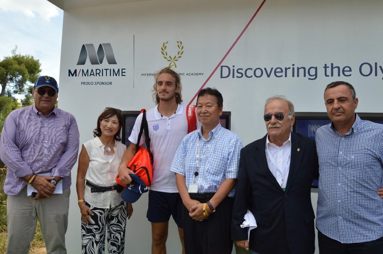 Αρχίζει το Πρόγραμμα Μεταπτυχιακών Σπουδών της Διεθνούς Ολυμπιακής Ακαδημίας με τη στήριξη της M/MARITIME