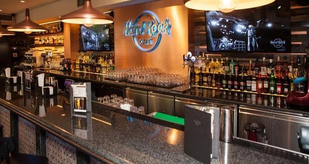 HARD ROCK CAFE ATHENS: Ένας πραγματικά rock χώρος εκδηλώσεων στο κέντρο της Αθήνας