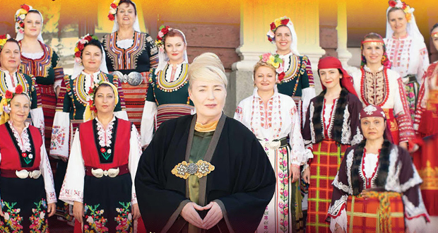 THE MYSTERY OF THE BULGARIAN VOICES  Feat. LISA GERRARD – Όταν η φωνή μαγεύει την ψυχή!