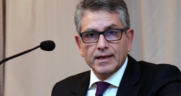 Γεράσιμος Θωμάς: Αναλαμβάνει γενικός διευθυντής της Γ. Δ. Φορολογίας και Τελωνειακής Ένωσης της Ευρωπαϊκής Επιτροπής