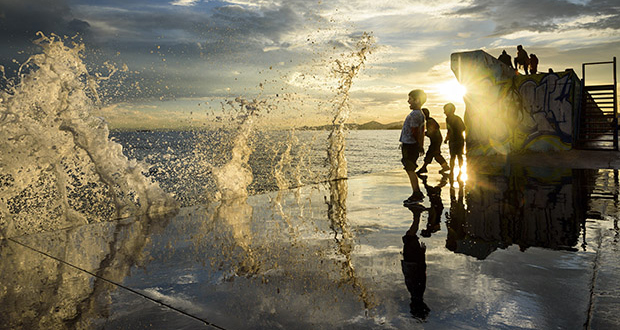 """Ατομική Έκθεση Φωτογραφίας: """"The Atmosphere of the Moment"""" του Αλέξη Μπαζαίου"""