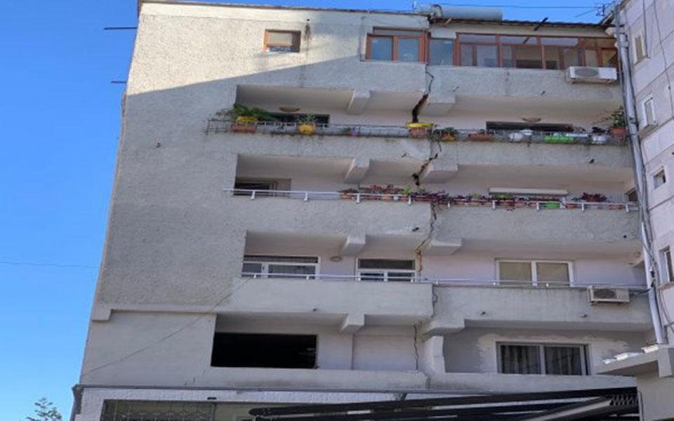 Διπλή ισχυρή σεισμική δόνηση στην Αλβανία