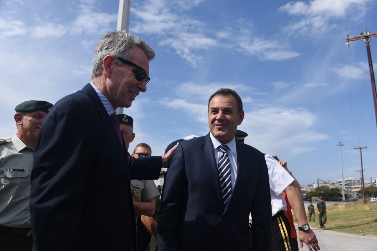 Ν. Παναγιωτόπουλος:Ένα σημαντικό έργο που πλέον αποκτά ενισχυμένη δυνατότητα ελλιμενισμού μεγαλύτερων πλοίων στην Αλεξανδρούπολη