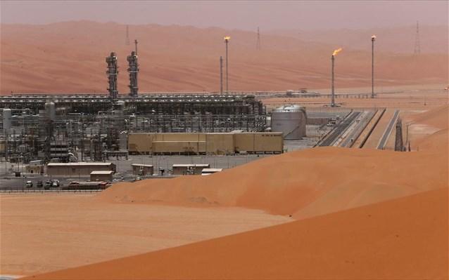 Reuters: H Αramco της Σ. Αραβίας θα εισάγει πετρελαϊκή νάφθα από την Ελευσίνα