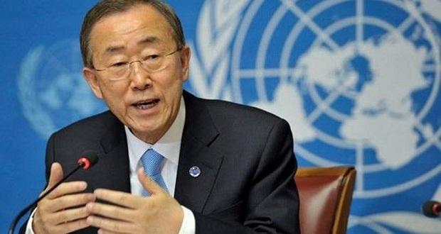 Μπαν Κι Μουν: Η κλιματική αλλαγή «δεν σέβεται τα σύνορα»…