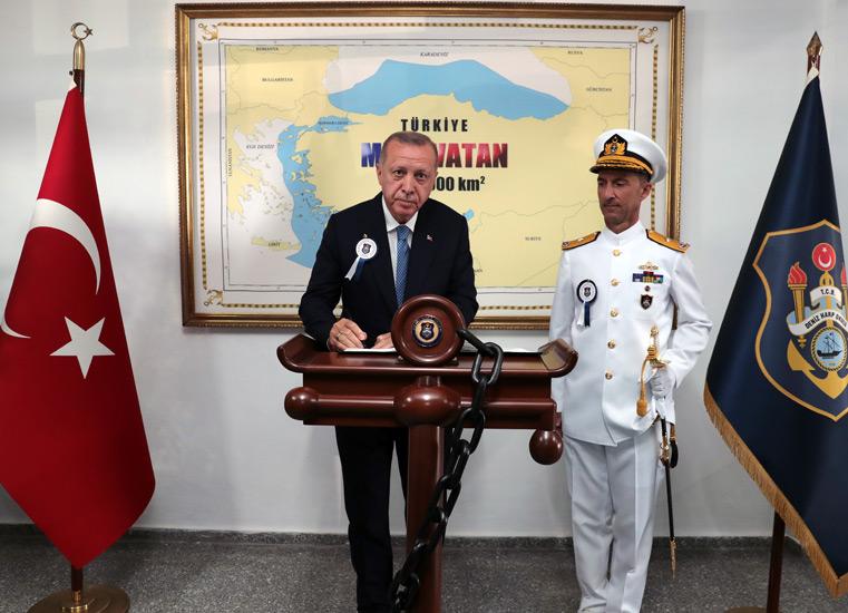 Ο σύμβουλος του Ερντογάν, Ουμίτ Γιαλίμ, θέλει τη «Γαλάζια Πατρίδα» έως τη Μύκονο και την Πάρο