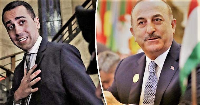 Κολεγιά με την Τουρκία μαγειρεύουν οι Ιταλοί στη Λιβύη