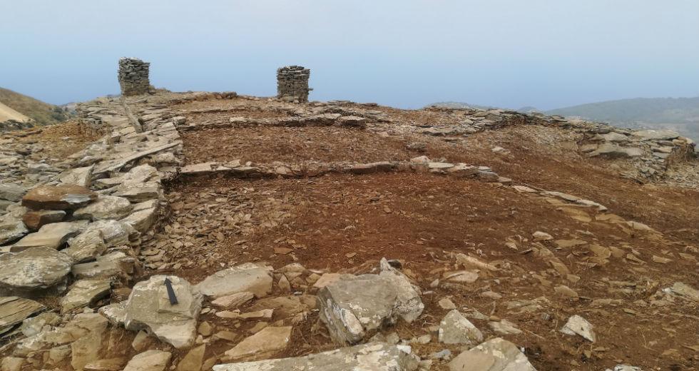 Σημαντική αρχαιολογική ανακάλυψη στο Πυργάρι Ευβοίας