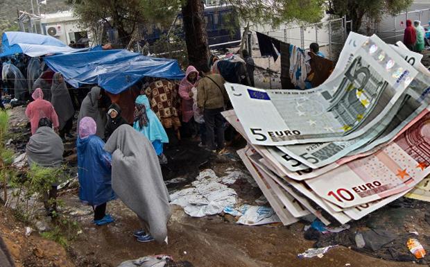 ΜΕΓΑΛΗ ΑΠΟΚΑΛΥΨΗ: Μας εξαγοράζουν με 35 δισ. για να μείνουν εδώ οι πρόσφυγες για 10 χρόνια