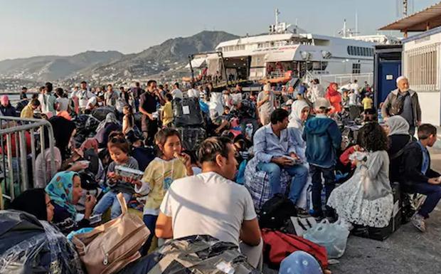 Χωροφύλακας η Ελλάδα για να περνούν μπέικα οι Ευρωπαίοι