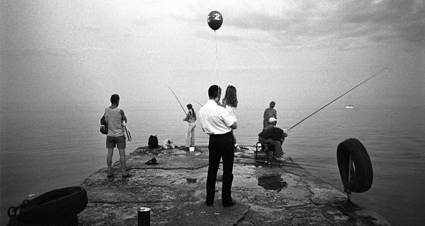 """Έκθεση φωτογραφίας: """"Το βέλος του χρόνου"""" του Γιάννη Σίμου"""