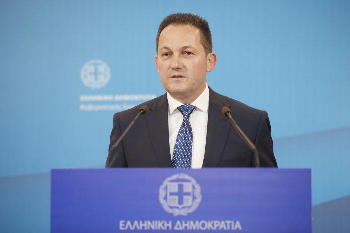 Στ. Πέτσας: Ενοχλήθηκε ο Ερντογάν από την επίσκεψη Χάφταρ