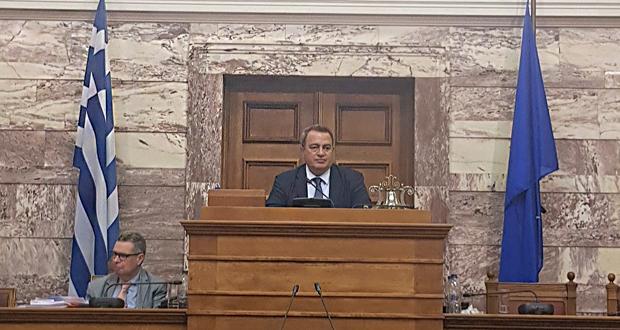 Ε. Στυλιανίδης: Η χαμένη ευκαιρεία της Συνταγματικής αναθεώρησης