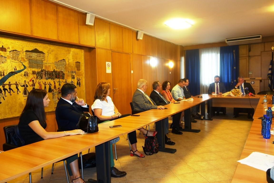 Μ. Βορίδης: «Υψηλές οι φιλοδοξίες μας για το Ι.Γ.Ε. και τη γεωργική εκπαίδευση» – Παρουσίαση των νέων μελών του Δ.Σ. του Ι.Γ.Ε.