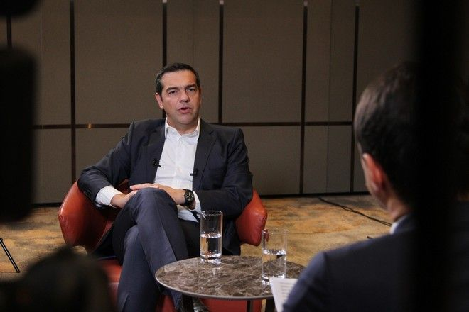 Τσίπρας στους FT: Να ξεκινήσουν άμεσα οι ενταξιακές διαπραγματεύσεις για τη Βόρεια Μακεδονία