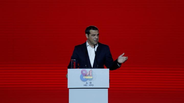 Αλ. Τσίπρας: Η Ελλάδα πάει καλά και είναι δικό μας έργο (video)