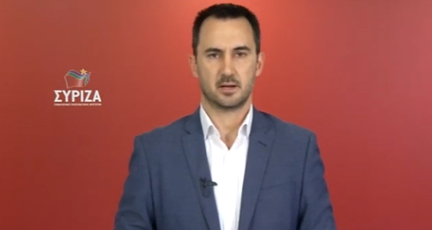Aλ. Χαρίτσης: Η κυβέρνηση στερεί την πολύτιμη ανάσα του κοινωνικού μερίσματος (video)