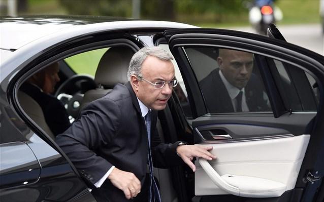 «Αναγνωριστική» στο Eurogroup
