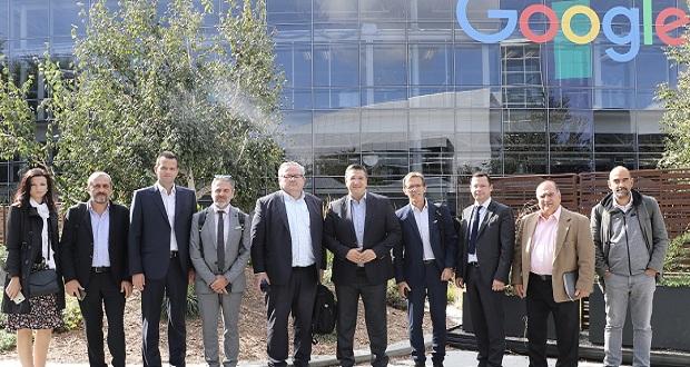 Πρόταση του Περιφερειάρχη Κ. Μακεδονίας Απ. Τζιτζικώστα στη Google να θεσπίσει ως Doodle της 26ης Οκτωβρίου το Λευκό Πύργο για την Απελευθέρωση της Θεσσαλονίκης